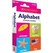 Flash Cards: Alphabet by Unknown, 9781338233537