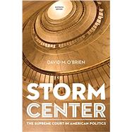 Storm Center by O'Brien, David M., 9780393603538
