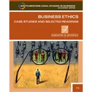 Business Ethics: Case Studies and Selected Readings by Jennings, Marianne M., 9780538473538