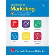 Essentials of Marketing by Perreault, Jr., William; Cannon, Joseph; McCarthy, E. Jerome, 9781259573538