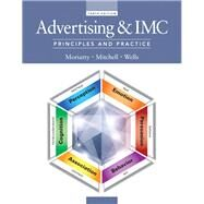 Advertising & IMC Principles and Practice Plus 2014 MyMarketLab with Pearson eText -- Access Card Package by Moriarty, Sandra; Mitchell, Nancy; Wells, William D, 9780133763539