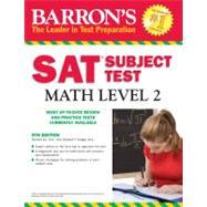 Barron's Sat Subject Test Math Level 2 by Ku, Richard, 9780764143540