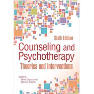 Counseling and Psychotherapy by Capuzzi, David; Stauffer, Mark D., 9781556203541
