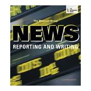 News Reporting and Writing by Missouri Group, 9781457653544