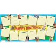Happy Birthday Chart Children by , 9780687043545