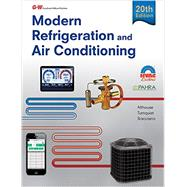 Modern Refrigeration and Air Conditioning by Althouse, Andrew D.; Turnquist, Carl H.; Bracciano, Alfred F.; Bracciano, Daniel C.; Bracciano, Gloria M., 9781631263545