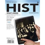 HIST (with History CourseMate with EBook Printed Access Card) by Schultz, Kevin M., 9781133953548