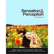 Sensation & Perception by Wolfe, Jeremy M.; Kluender, Keith R.; Levi, Dennis M.; Bartoshuk, Linda M.; Herz, Rachel S.; Klatzky, Roberta L.; Lederman, Susan J.; Merfeld, Daniel M., 9781605353548