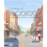 Essentials of Sociology: A Down-to-Earth Approach by Henslin, James M., 9780133803549