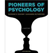PIONEERS OF PSYCHOLOGY by Unknown, 9780393283549