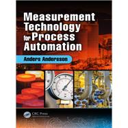 Measurement Technology for Process Automation (9781138373549N 9781138373549) photo