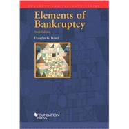 Elements of Bankruptcy by Baird, Douglas G., 9781609303549