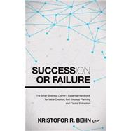Succession or Failure by Behn, Kristofor R., 9781630473549