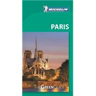 Michelin Green Guide Paris by Michelin Travel & Lifestyle, 9782067203549