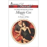 A Taste of Sin by Cox, Maggie, 9780373133550
