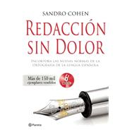 Redaccion sin dolor / Drawing Pain by Cohen, Sandro, 9786070723551