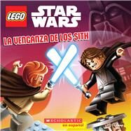 La venganza de los sith (LEGO Star Wars: 8x8) by Landers, Ace; White, David A., 9780545903554