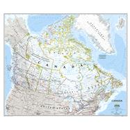 Canada Classic by National Geographic Maps, 9781597753555