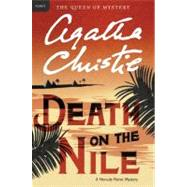 Death on the Nile: A Hercule Poirot Mystery by Christie, Agatha, 9780062073556