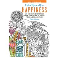 Color Yourself to Happiness by Youngs, Clare, 9781782493556