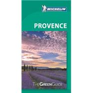 Michelin Green Guide Provence by Michelin Travel Partner, 9782067203556