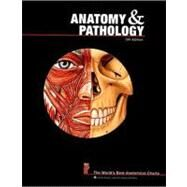 Anatomy and Pathology: The World's Best Anatomical Charts by Anatomical Chart Company, 9780781773560