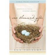 One Thousand Gifts Devotional by Voskamp, Ann, 9780310343561