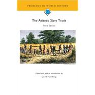 The Atlantic Slave Trade by Northrup, David, 9780618643561