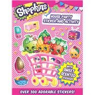 Shopkins House Party by Little Bee Books, 9781499803563