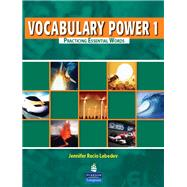 Vocabulary Power 1 : Practicing Essential Words
