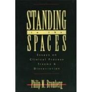 Standing in the Spaces: Essays on Clinical Process Trauma and Dissociation by Bromberg; Philip M., 9780881633566