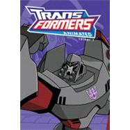 Transformers Animated 7: Megatron Rising by Isenberg, Marty, 9781600103568