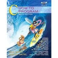 C : How to Program by Deitel, Paul; Deitel, Harvey M., 9780136123569