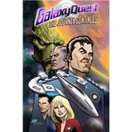 Galaxy Quest by Burnham, Erik; Arranz, Nacho; Sanz, Esther, 9781631403569