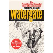 Watergate by Olson, Keith W., 9780700623570