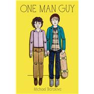 One Man Guy by Barakiva, Michael, 9781250073570