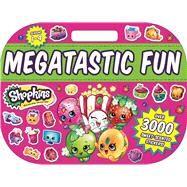 Megatastic Fun by Sizzle Press, 9781499803570
