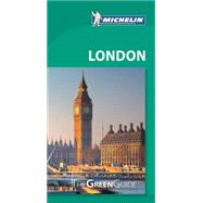 Michelin Green Guide London by Unknown, 9782067203570