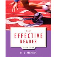 Effective Reader, The Plus NEW MyReadingLab with eText -- Access Card Package by Henry, D. J., 9780321993571