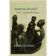 Talking It Out by Deng, 9781138983571