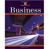 Business Its Legal, Ethical, and Global Environment by Jennings, Marianne M., 9781337103572
