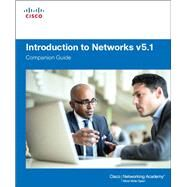 Introduction to Networks Companion Guide v5.1 by Cisco Networking Academy, 9781587133572