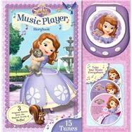Sofia the First Music Player Songbook by Bennett, Elizabeth; Disney Storybook Art Team, 9780794433574