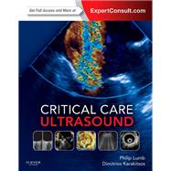 Critical Care Ultrasound by Lumb, Philip, M.D., 9781455753574
