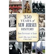 350 Years of New Jersey History by Bilby, Joseph G.; Madden, James M.; Ziegler, Harry, 9781626193574