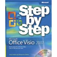 Microsoft Office Visio 2007 Step by Step by Online, Resources, 9780735623576