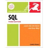 SQL Visual QuickStart Guide by Fehily, Chris, 9780321553577