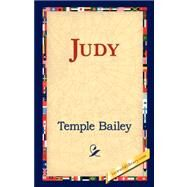 Judy by Bailey, Temple, 9781421823577