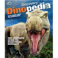 Discovery Dinopedia by Discovery Channel, 9781618933577