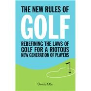The New Rules of Golf by Bliss, Dominic, 9781909313583
